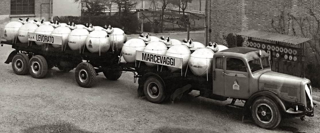 Levorato Marcevaggi - Trasporto merci pericolose dal 1938