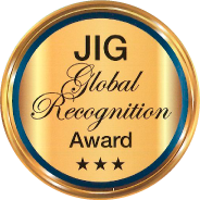Premio JIG Global Recognition Award - Levorato Marcevaggi