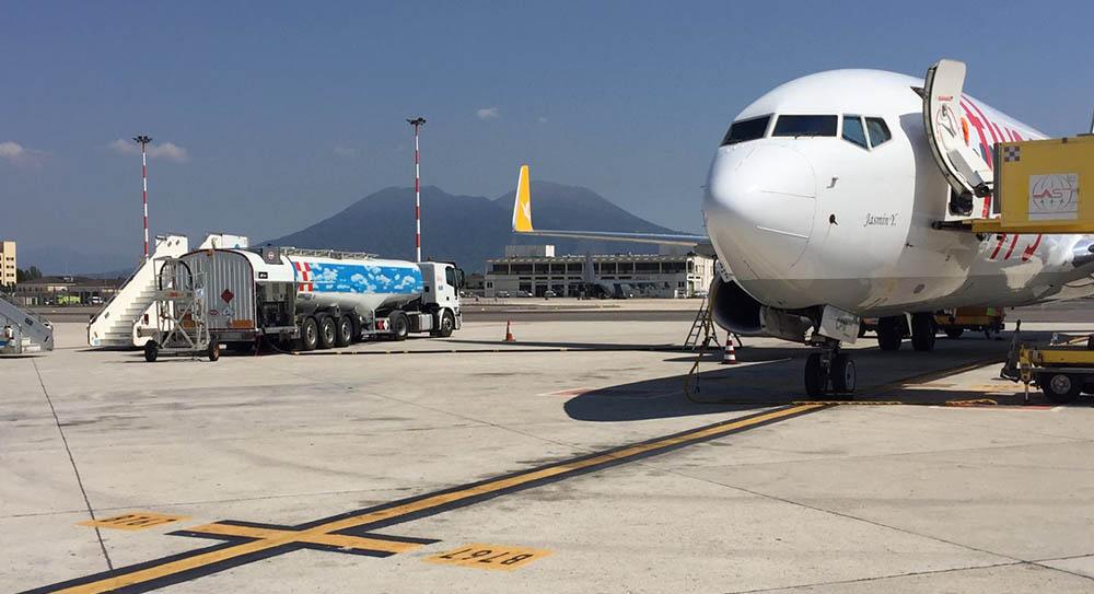 Levorato Marcevaggi scheduled air refueling